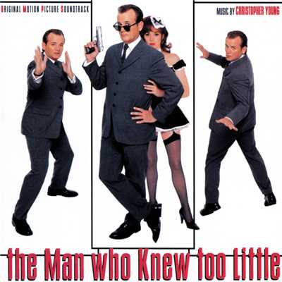 watch that man christopher young 収録アルバム the man who knew too