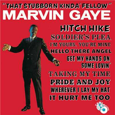 アルバム/That Stubborn Kinda' Fellow/Marvin Gaye