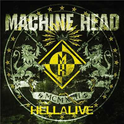 アルバム/Hellalive/Machine Head