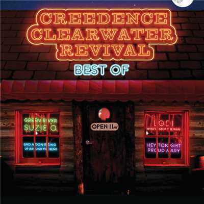 シングル/Who'll Stop The Rain/Creedence Clearwater Revival