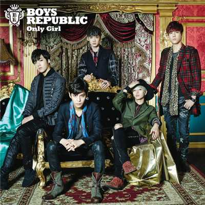 アルバム/Only Girl/Boys Republic