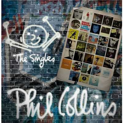 アルバム/The Singles/Phil Collins
