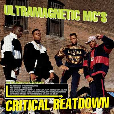 シングル/A Chorus Line (Original 12 Version) [feat. Tim Dog]/Ultramagnetic Mcs