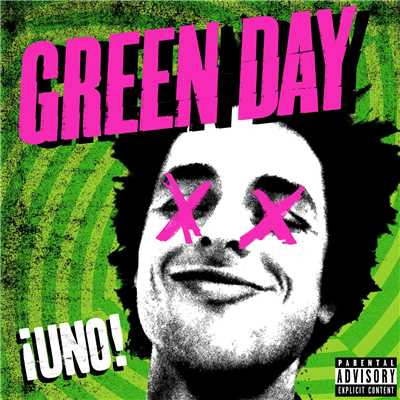 アルバム/!UNO!/Green Day