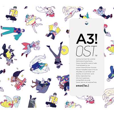 ハイレゾアルバム/A3! Original Soundtrack/emon(Tes.)