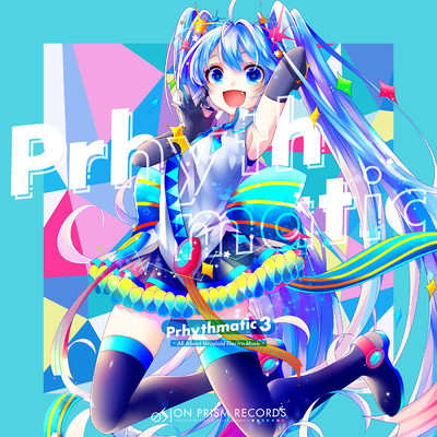 アルバム/Prhythmatic3/Various Artists