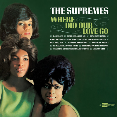シングル/When The Lovelight Starts Shining Through His Eyes/The Supremes