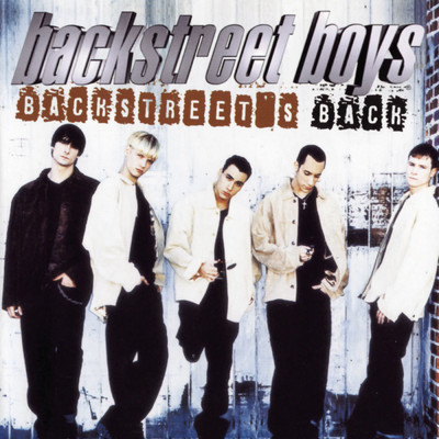 アルバム/Backstreet's Back/Backstreet Boys