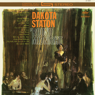 アルバム/'Round Midnight/Dakota Staton