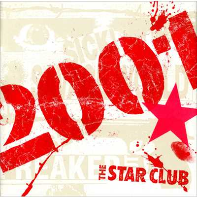 アルバム/2001/THE STAR CLUB
