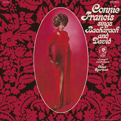 アルバム/Connie Francis Sings Bacharach & David/Connie Francis