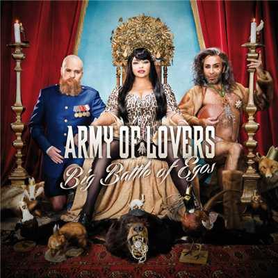 シングル/Rockin' The Ride/Army Of Lovers