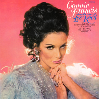 アルバム/Connie Francis Sings The Songs Of Les Reed/Connie Francis