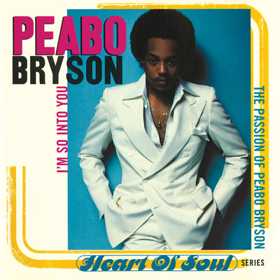 シングル/I Love The Way You Love/Peabo Bryson