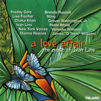 ハイレゾアルバム/A Love Affair: The Music Of Ivan Lins/Various Artists