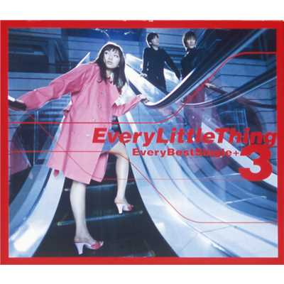 シングル/Time goes by/Every Little Thing