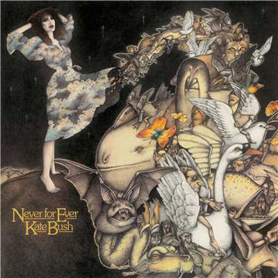 アルバム/Never For Ever (2018 Remaster)/Kate Bush