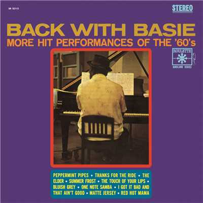 アルバム/Back with Basie/Count Basie