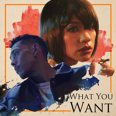 シングル/What You Want (feat. IO)/Awich