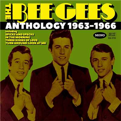 アルバム/THE BEE GEES ANTHOLOGY 1963-1966/Bee Gees