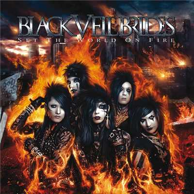 アルバム/Set The World On Fire/Black Veil Brides