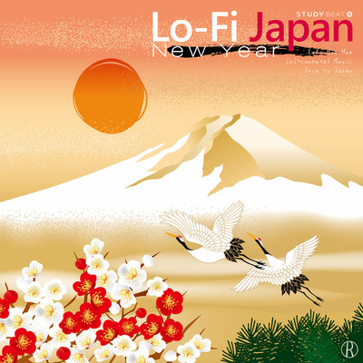 Sunrise On New Year's Day (元旦・初日の出)/Lo-Fi Japan feat. Study Beat Lab
