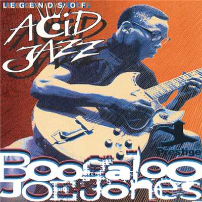 シングル/Right On/Boogaloo Joe Jones