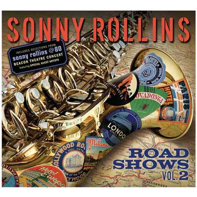 アルバム/Road Shows, Volume 2/Sonny Rollins