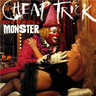 アルバム/Woke Up With A Monster/Cheap Trick