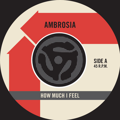 アルバム/How Much I Feel / Ready For Camarillo [Digital 45]/Ambrosia