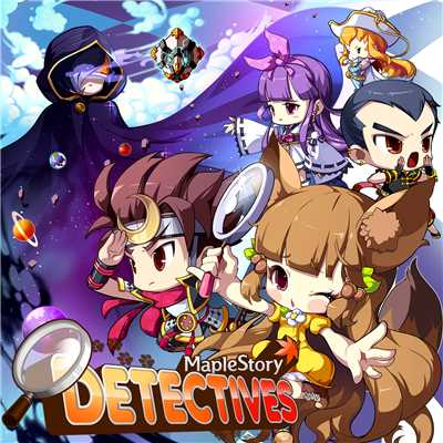 アルバム/Maplestory: Detectives (Original Game Soundtrack)/Asteria & Eunto