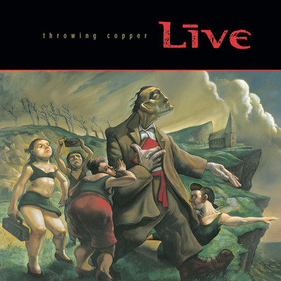 アルバム/Throwing Copper/Live