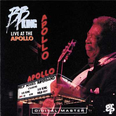 アルバム/Live At The Apollo/B.B. King