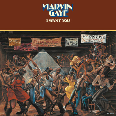 ハイレゾ/I Wanna Be Where You Are (Album Version)/Marvin Gaye