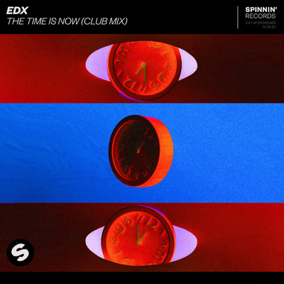 シングル/The Time Is Now (Club Mix)/EDX