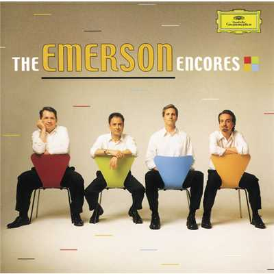 アルバム/The EMERSON Encores/Emerson String Quartet