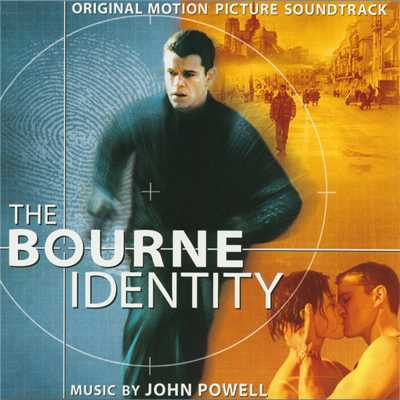アルバム/The Bourne Identity (Original Motion Picture Soundtrack)/ジョン・パウエル