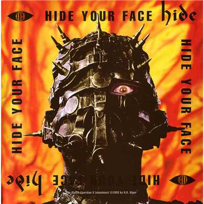 アルバム/HIDE YOUR FACE/hide