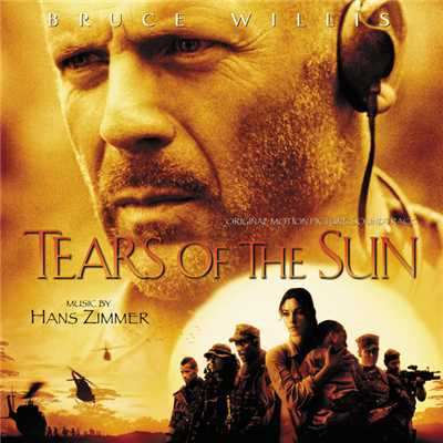 アルバム/Tears Of The Sun (Original Motion Picture Soundtrack)/Hans Zimmer