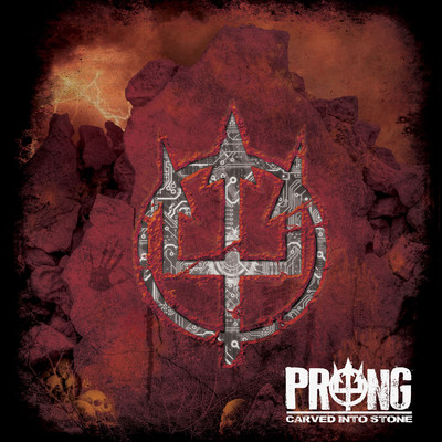 シングル/Carved into Stone/Prong