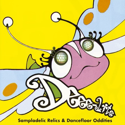 アルバム/Sampladelic Relics & Dancefloor Oddities/Deee-Lite