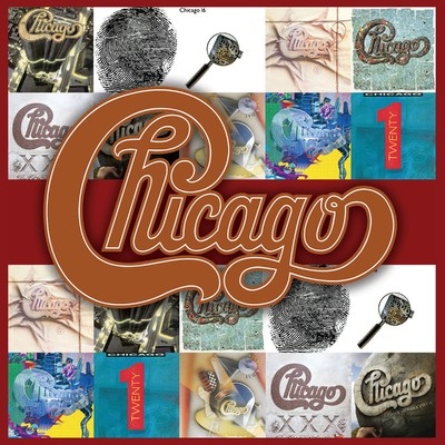 アルバム/The Studio Albums 1979-2008 (Vol. 2)/Chicago