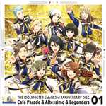 アルバム/THE IDOLM@STER SideM 3rd ANNIVERSARY DISC 01/Various Artists