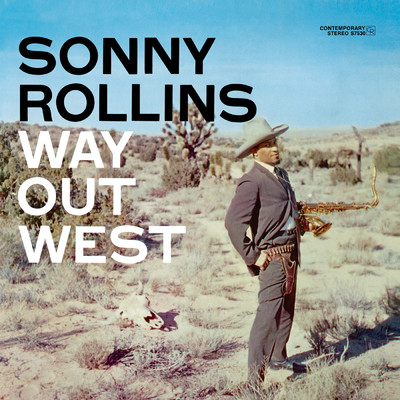 ハイレゾアルバム/Way Out West/Sonny Rollins