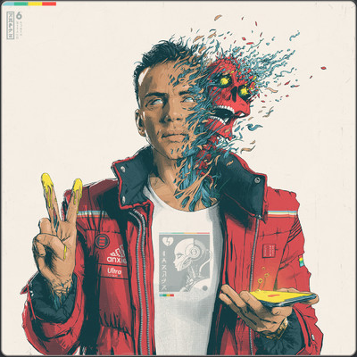 シングル/COMMANDO (featuring G-Eazy)/Logic