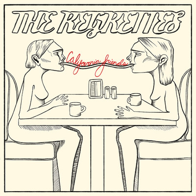 シングル/California Friends/The Regrettes