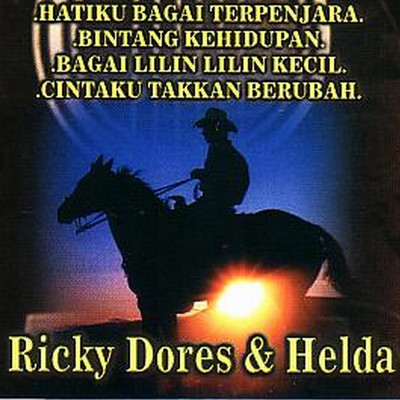 Country Slow Rock Love Song/Helda Zanara & Ricky Dores