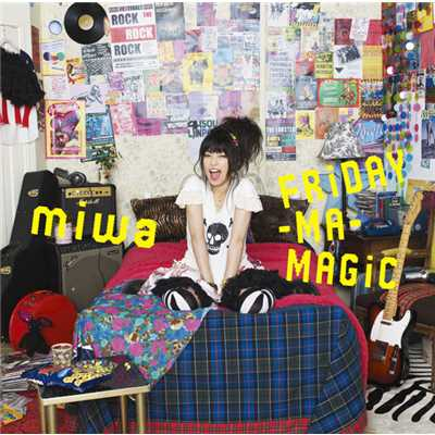 アルバム/FRiDAY-MA-MAGiC/miwa