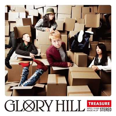 アルバム/TREASURE/GLORY HILL