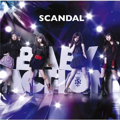 アルバム/BABY ACTION/SCANDAL